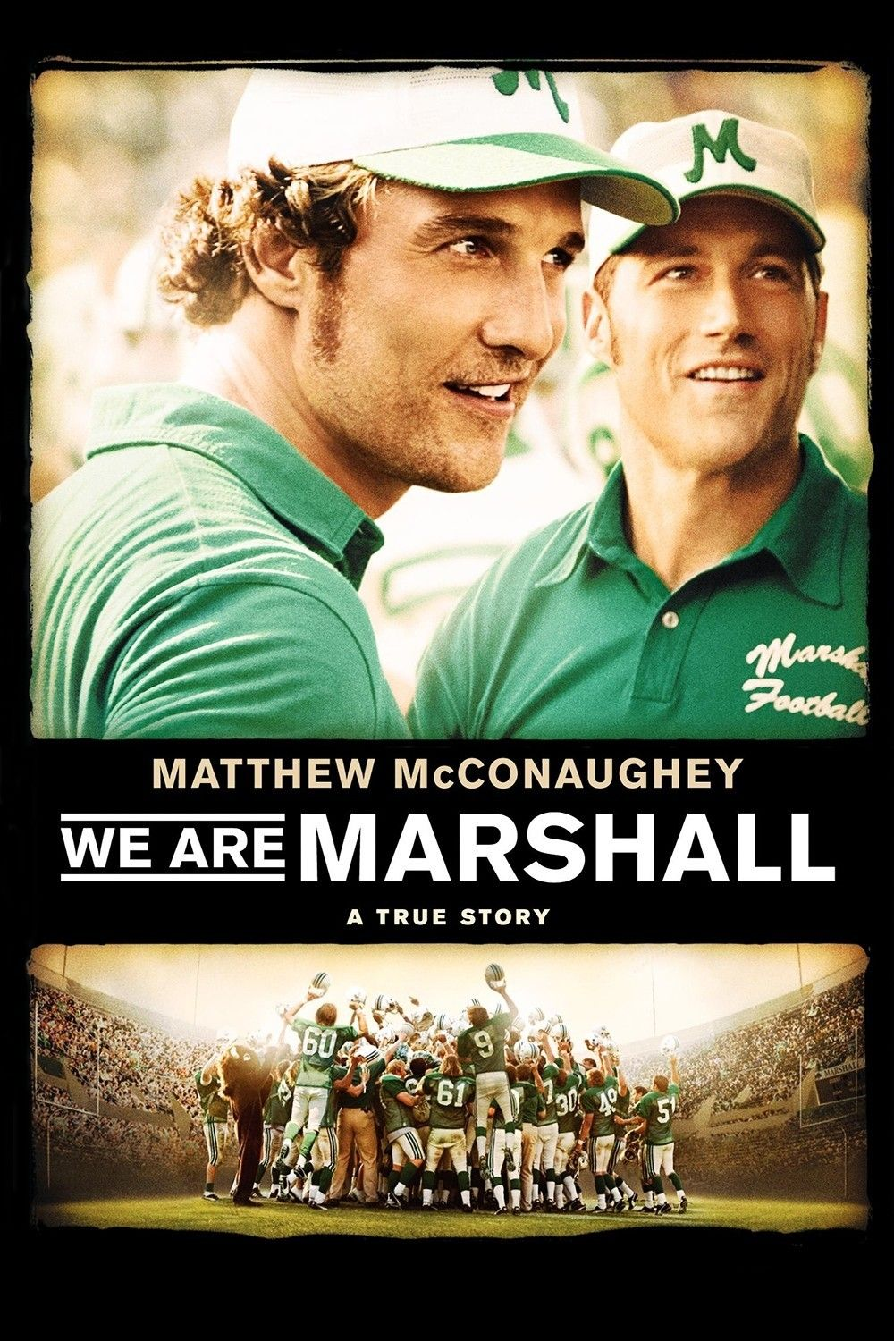 We Are Marshall Is A 2006 American Historical Drama Biopic Film Depicting The Aftermath Of The 1970 Plane Crash Football Movies Marshall Movie Streaming Movies