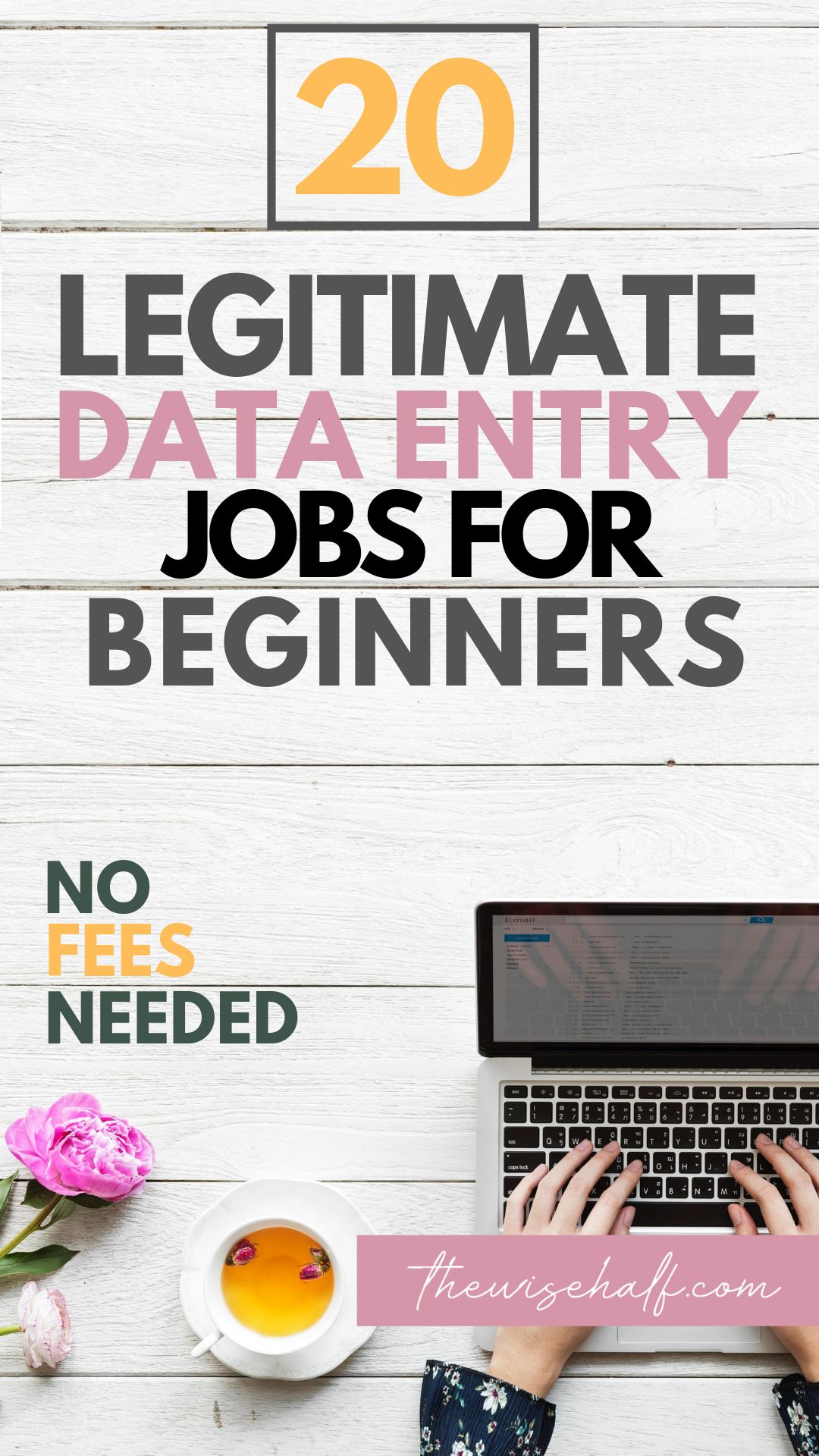 20 Legitimate Data Entry Jobs From Home Without Investment