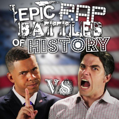 Barack Obama Vs Mitt Romney Epic Rap Battles Of History Format