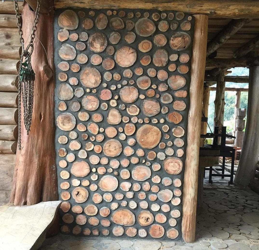 Photo of 10 cool cordwood designs that showcase the beauty of natural wood | Cottage Life