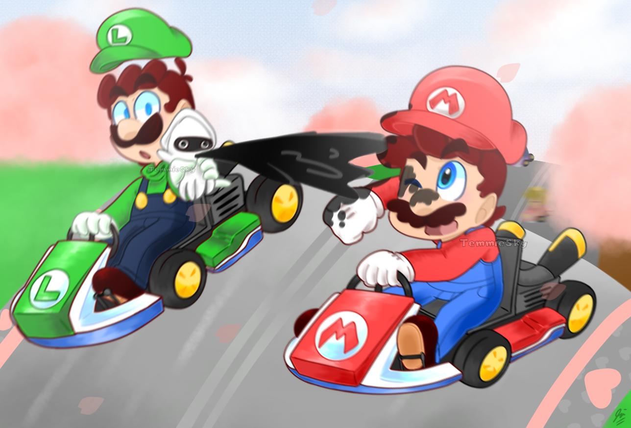 Ysushsgsgs Cars Kart Thing How Eee This Is Actually My Contest Entry For Mario Amino Uwuwuuwuwuw Tbh Kinda Super Mario Bros Birthday Party Mario Kart Mario