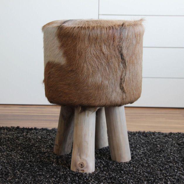 die besten 25 hocker mit fell ideen auf pinterest ikea fell tk maxx und beistelltische farbig. Black Bedroom Furniture Sets. Home Design Ideas