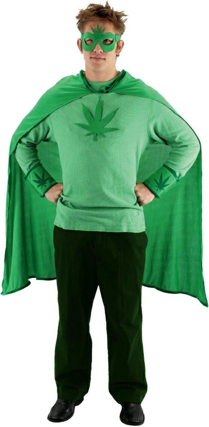 Weed Man Costume Kit - Adult Costume Kit - #Kits #HalloweenCostume ...