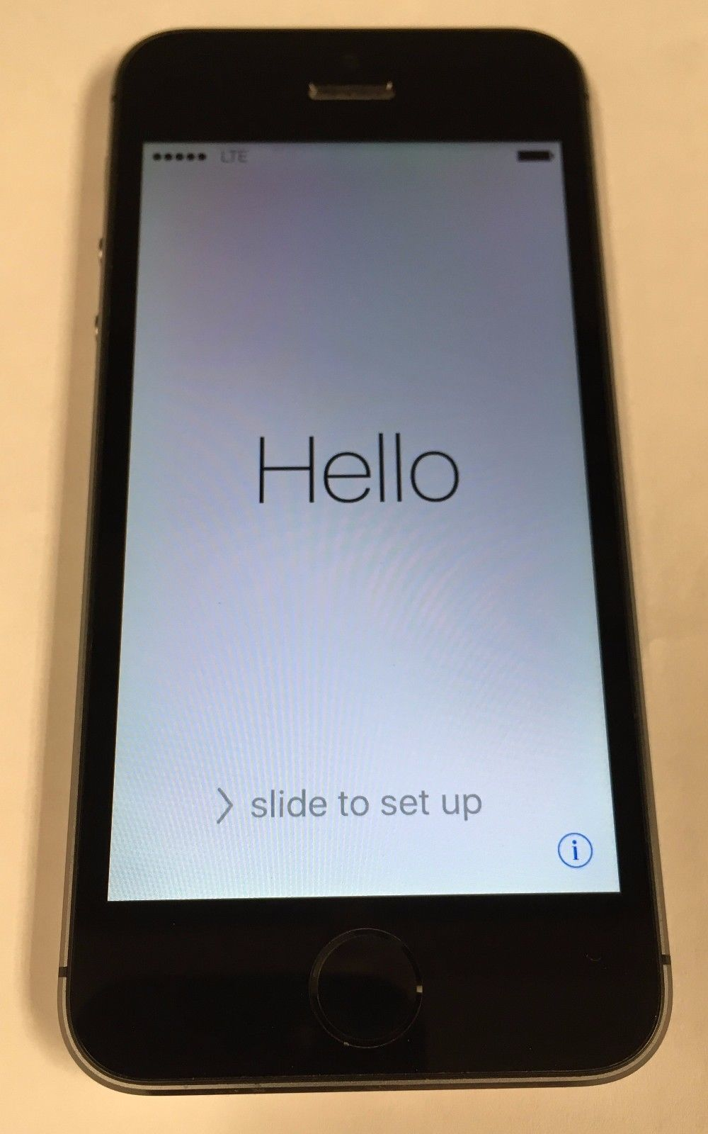 Unlocked Apple Iphone 5s 16gb Space Gray Verizon Clean Esn Se Grey Otterbox