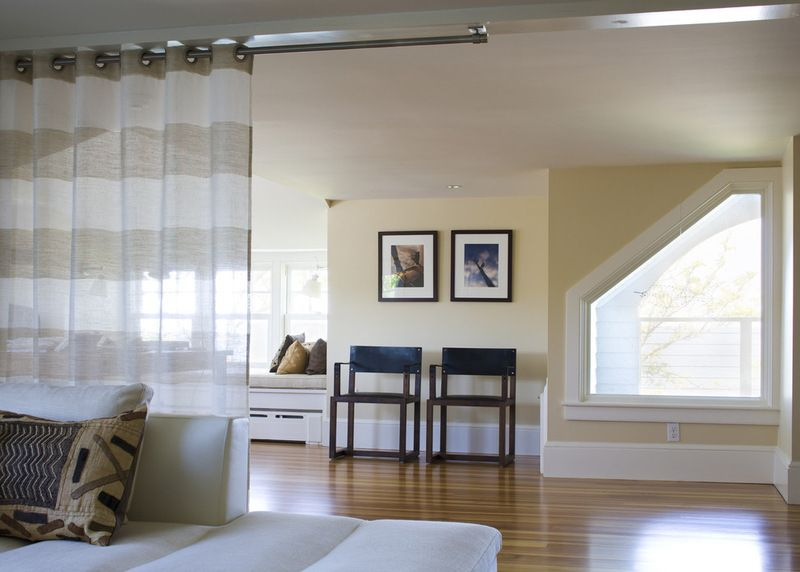 Build A Room Within Sheer Curtains In Particular Are Ideal And Will Help To Section Off Lounge Or Dining Areas The House Without