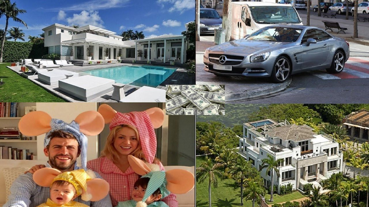 Ms dhoni net worth and earning with cars images a sports news - Shakira S Biography Net Worth House Cars Pets 2016 Born On 2nd Feb 77