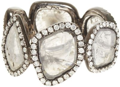 Monique Péan Atelier Diamond Slice Ring