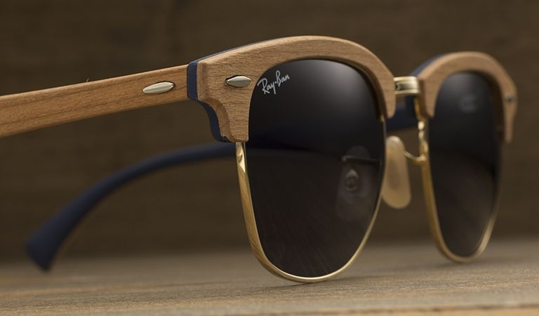ca83677ddd91a An icon reinvented  the new Clubmaster Wood