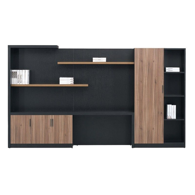 high end office desk. Fashion High End Office System Furniture L Shape Manager Executive Desk With Long Cabinet M