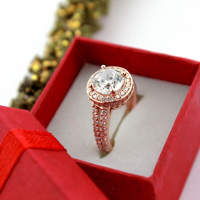 Kenya Engagement Ring (With Images)
