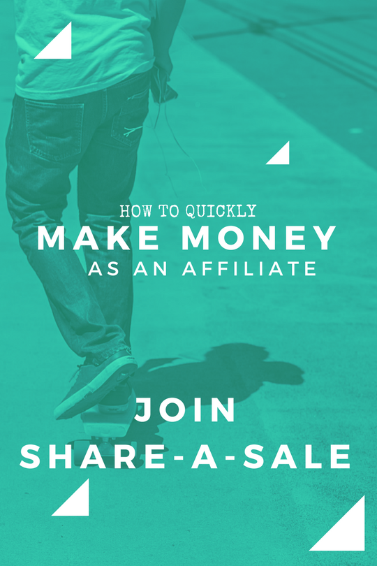 The quickest and easiest way to monetize your blog, podcast, or website on day one is by #affiliatemarketing Join #ShareASale today and get started!