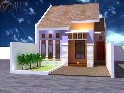 Gambar Model Rumah Minimalis Type 36 Sederhana | Rumah Minimalis, Desain  Rumah, Desain Rumah Mungil