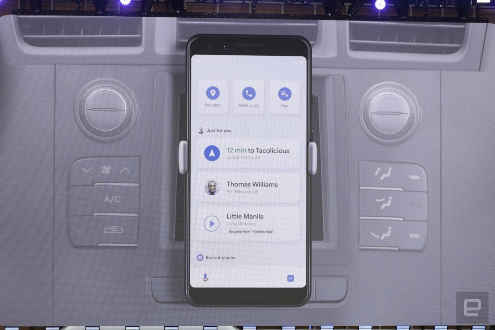 Android phones are getting an assistantpowered driving