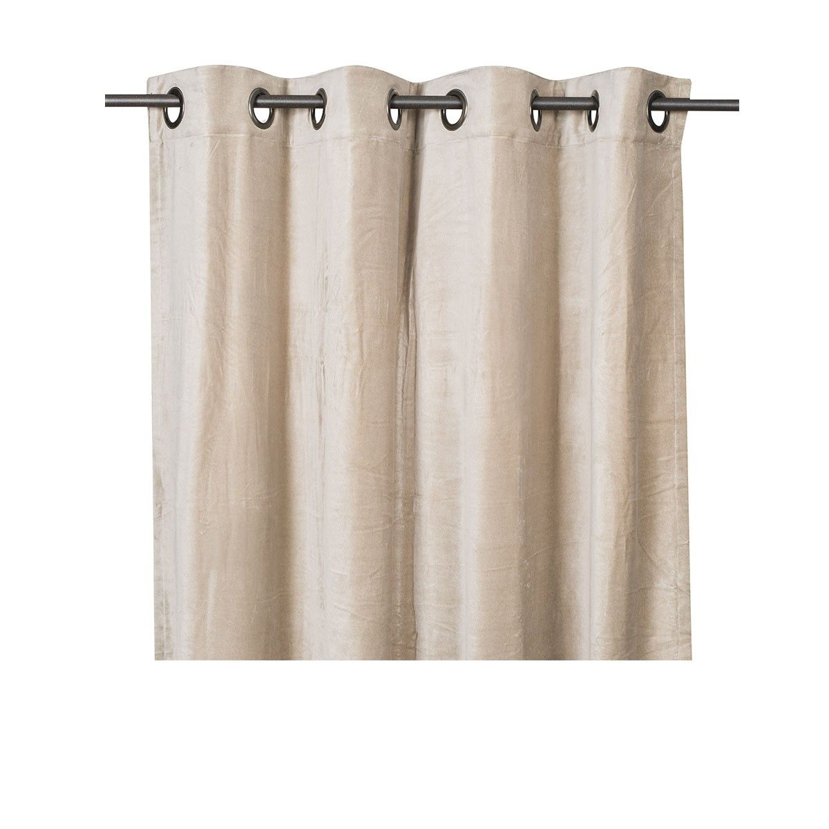 Samtvorhang Samtvorhang Vorhange Kaufen Und Perlen Vorhang