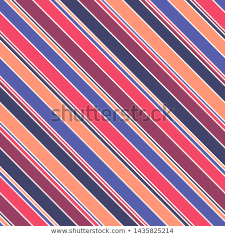 Diagonal Stripes Vector Seamless Pattern Modern Texture Orange Red Maroon Blue And Navy Colors Seamless Patterns Diagonal Stripes Seamless