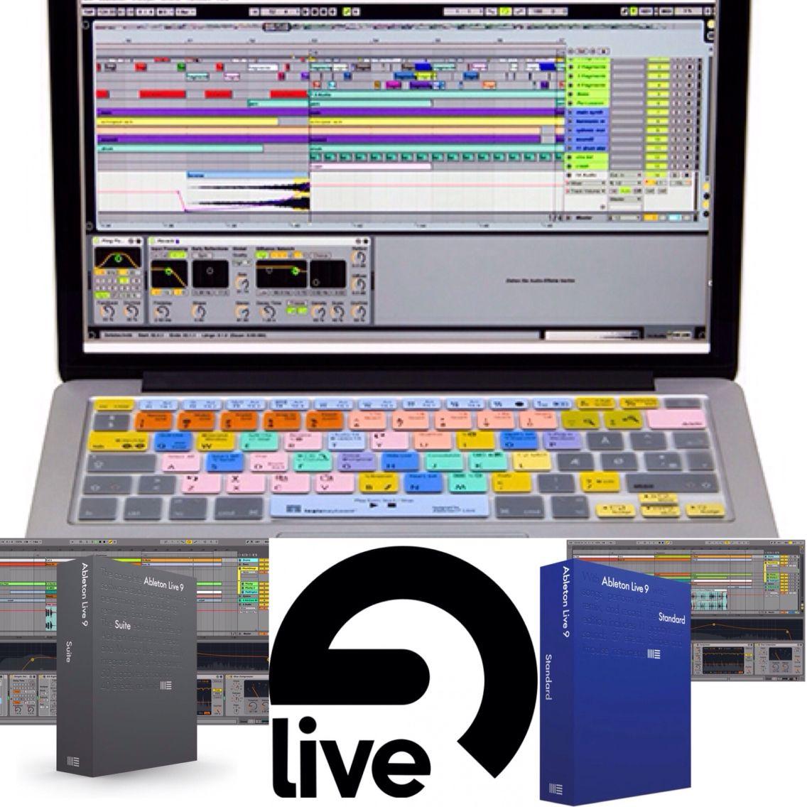 Ableton Live Digital Audio Workstation Software Digital Audio Workstation Ableton Ableton Live