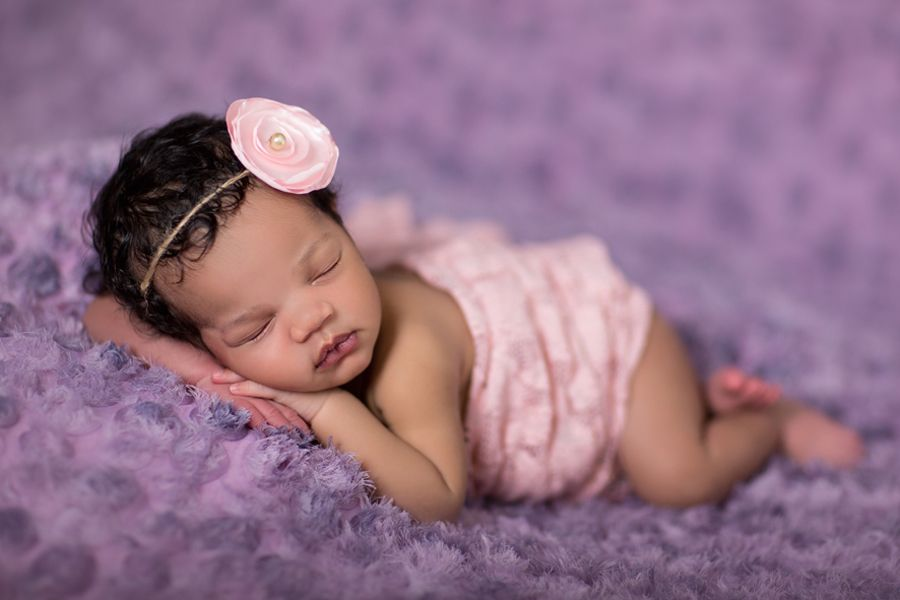 Black Newborns Pics