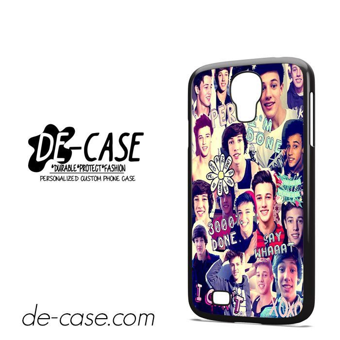 Cameron Dallas Color DEAL-2298 Samsung Phonecase Cover For Samsung Galaxy S4 / S4 Mini