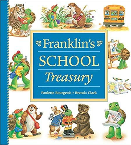 Franklin U0026 39 S School Treasury  Paulette Bourgeois  Brenda