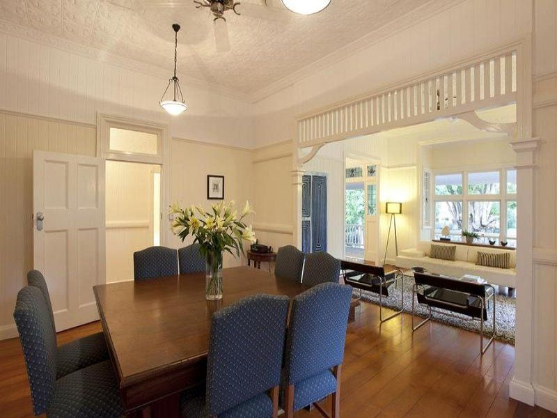 1910 queenslander restoration queenslander sunroom and for Queenslander living room ideas