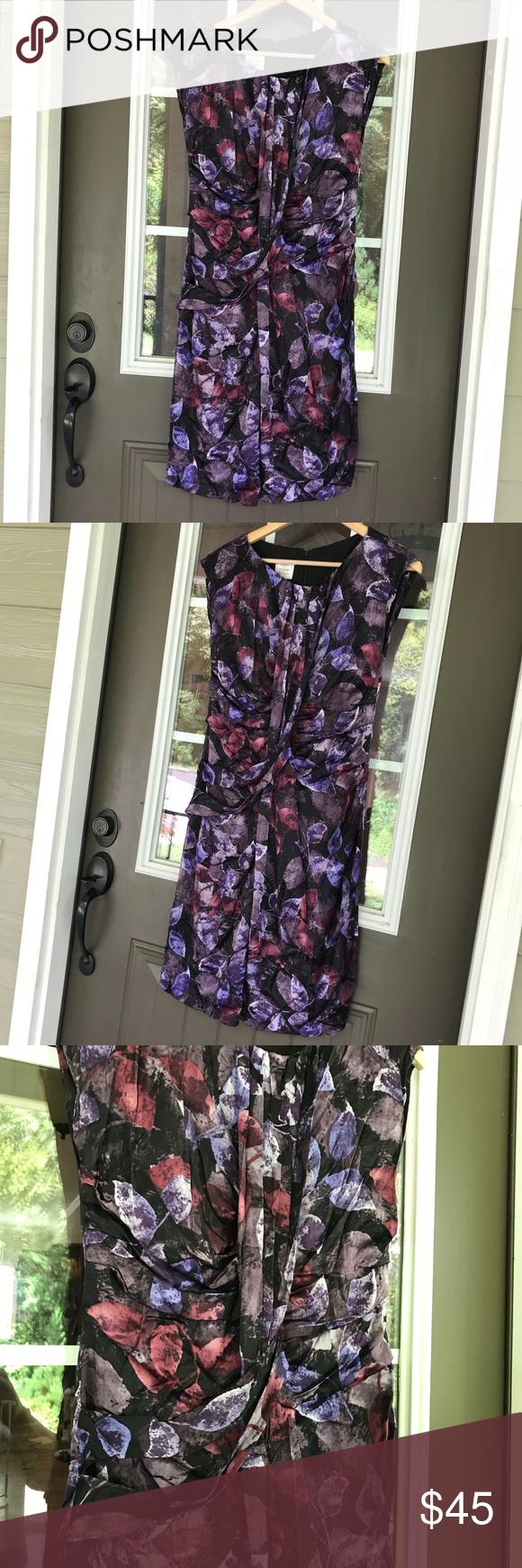 silk purple boutique suzi chin maggy poshmark