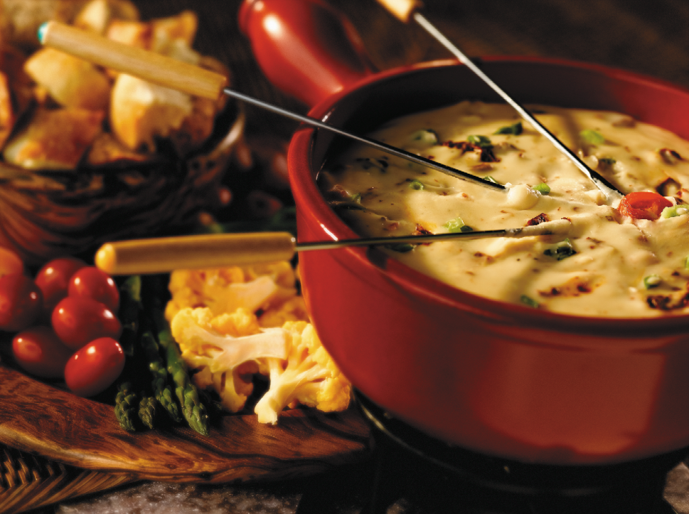 Tons of Melting Pot fondue, sauce, broth & drink recipes from their website #brothfonduerecipes