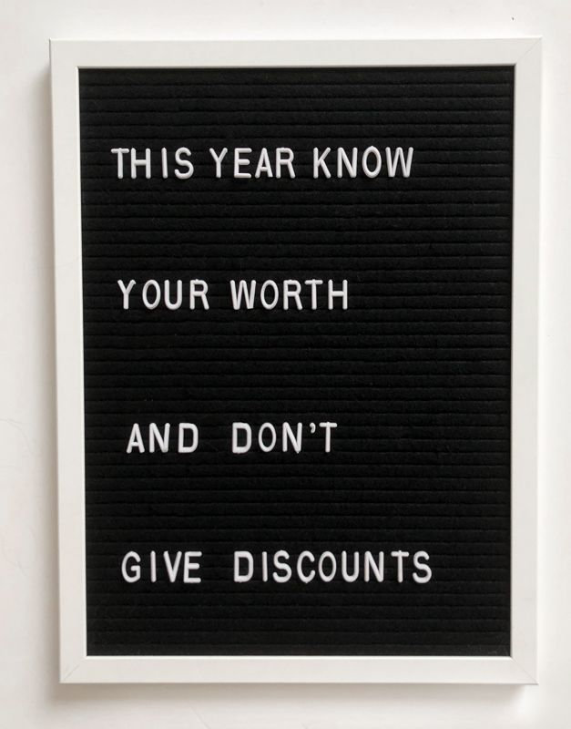 12 New Year LetterBoard Quote Ideas for 2020 | Such A Sweetheart