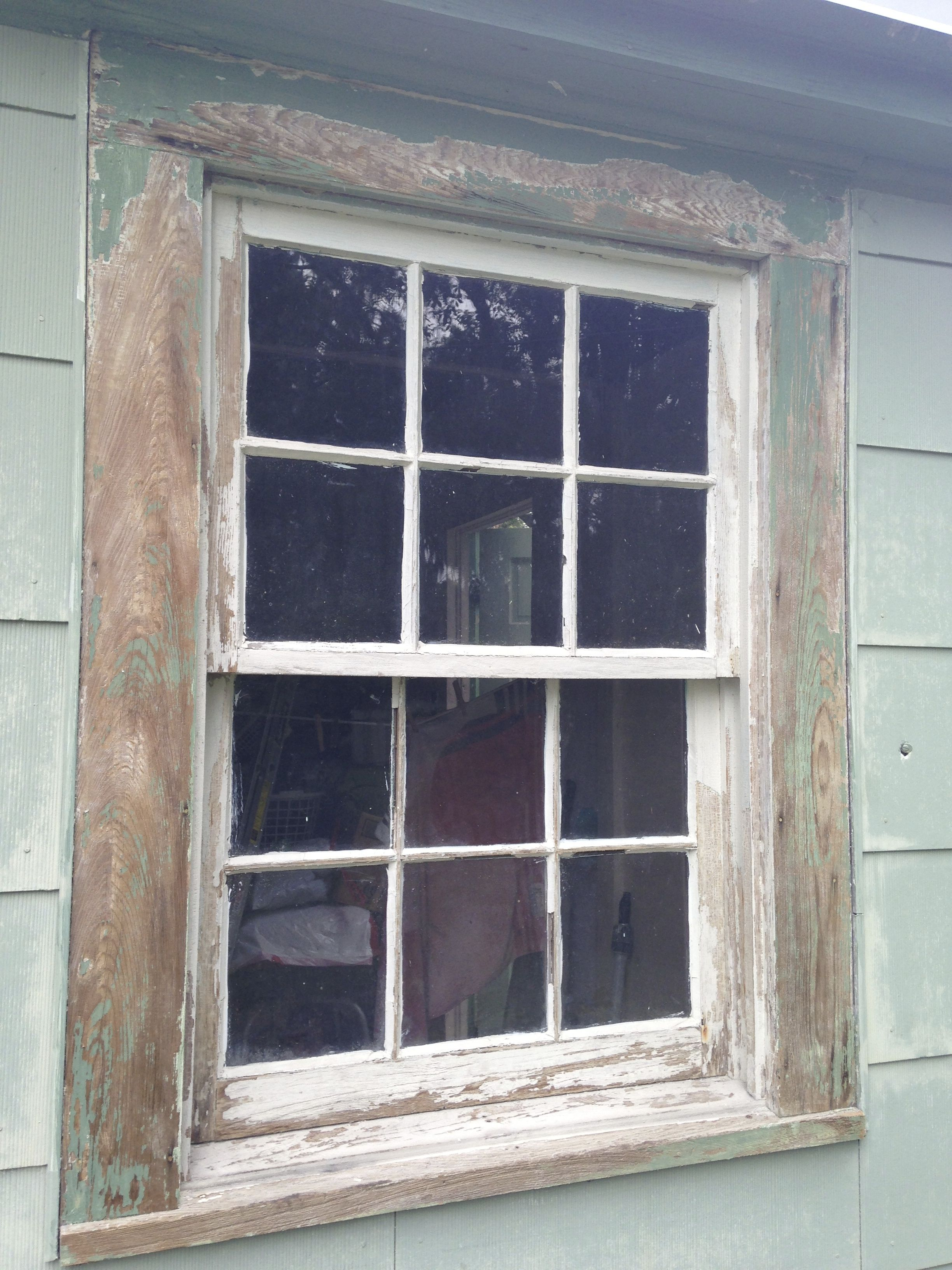 How To Paint A Wood Window Sash The Craftsman Blog Wood Windows Old Wood Windows Wooden Window Frames