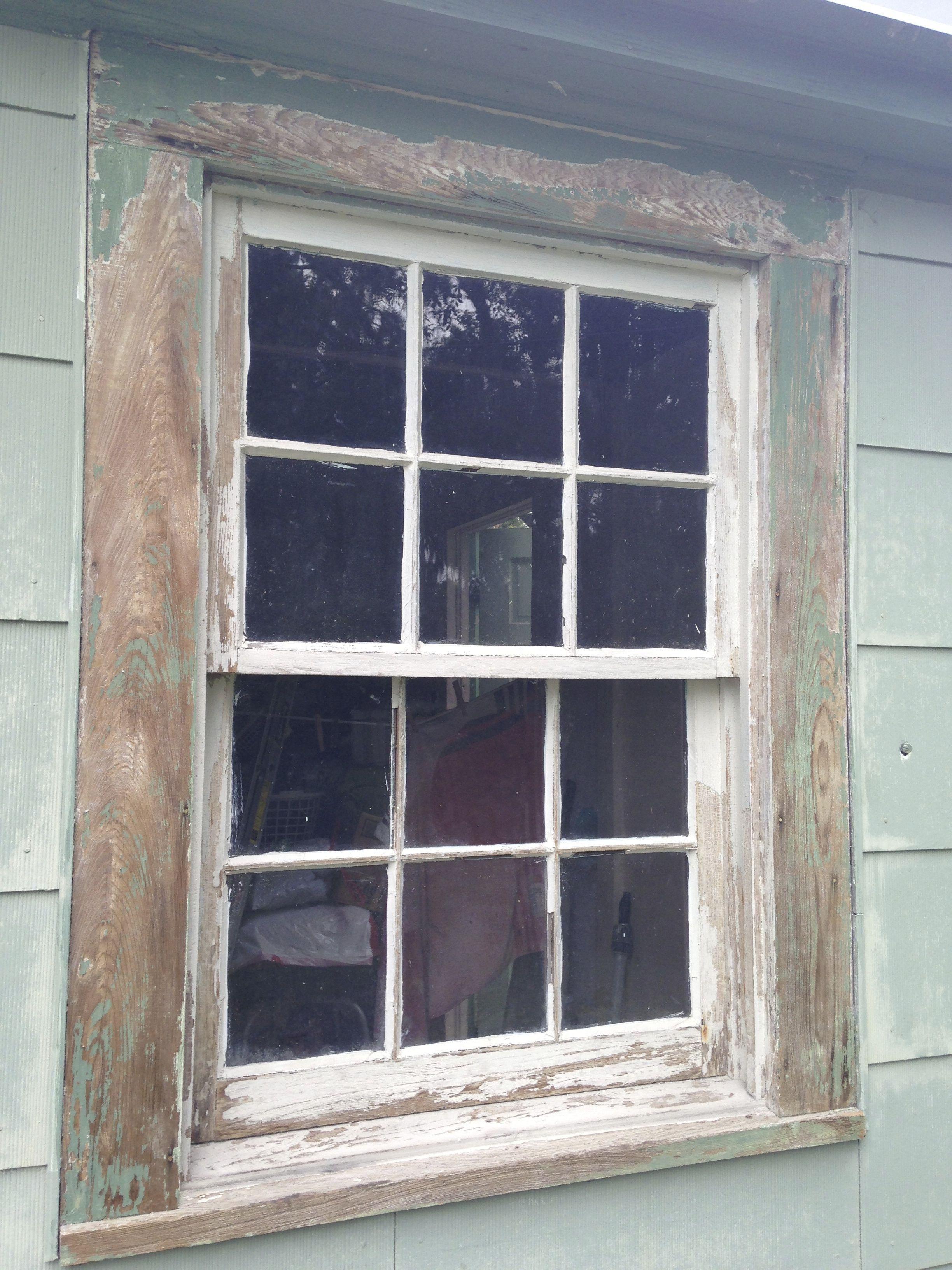 How To Paint A Wood Window Sash Wood Windows Window