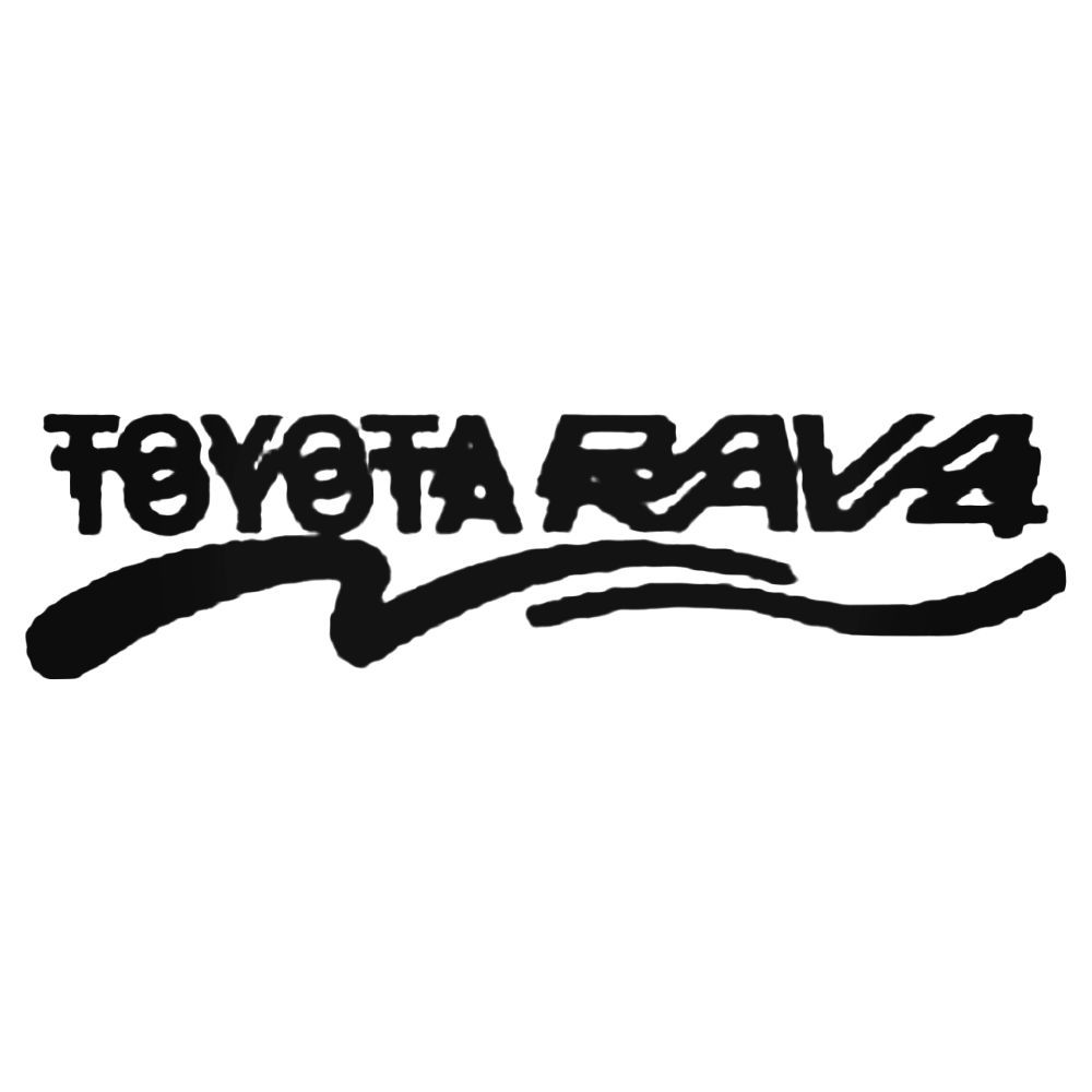 Toyota Rav4 Decal Sticker Ballzbeatz Com