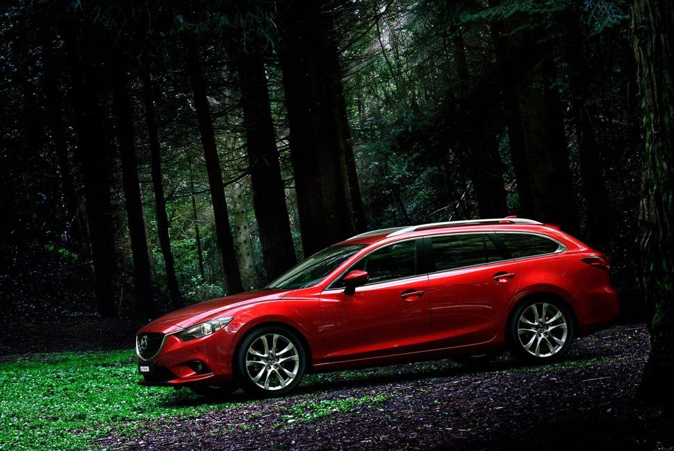 The World\'s Best Station Wagons | Mazda, Station wagon and Cars