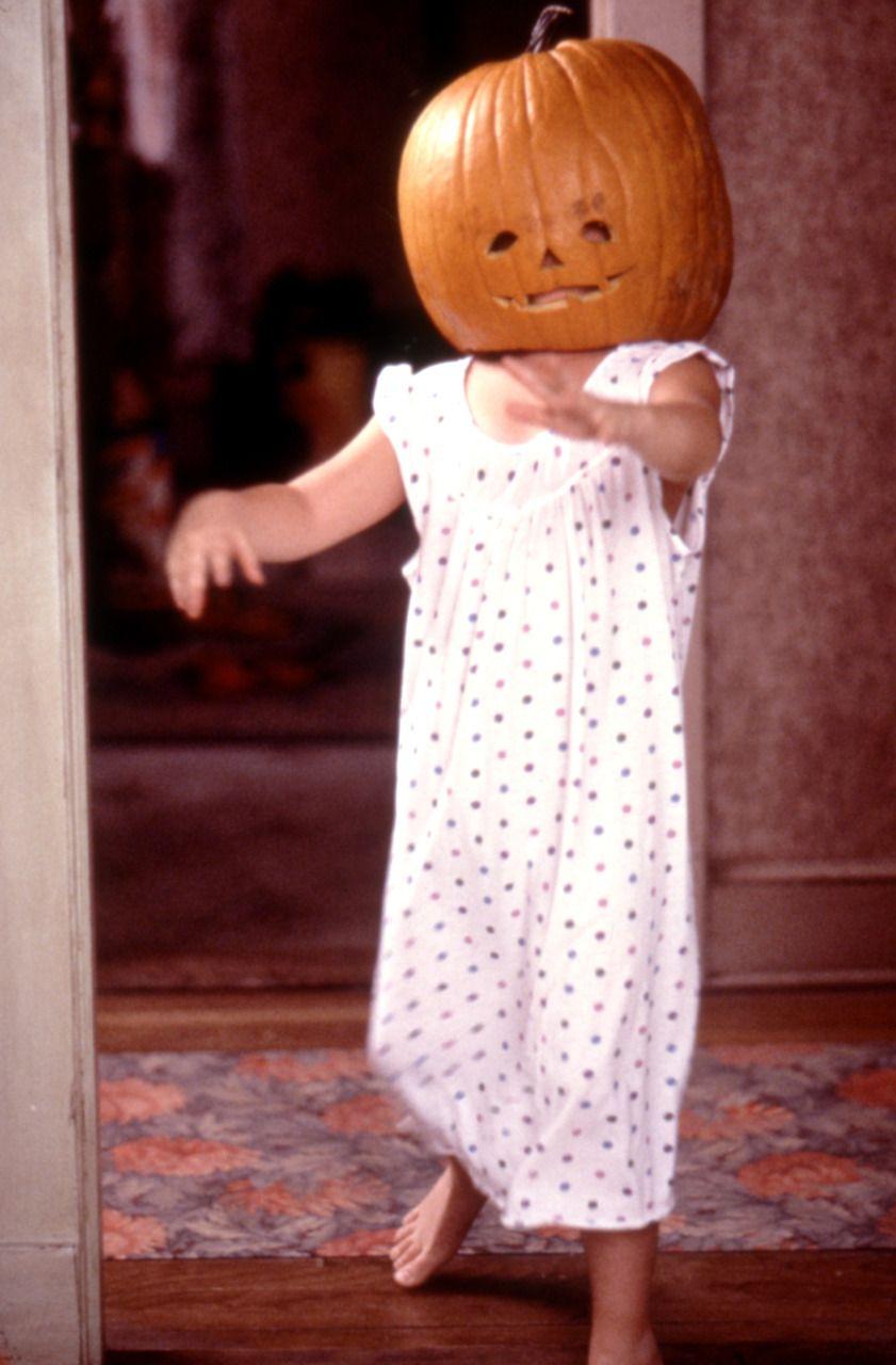 Pumpkin- baby Christina Ricci in Mermaids