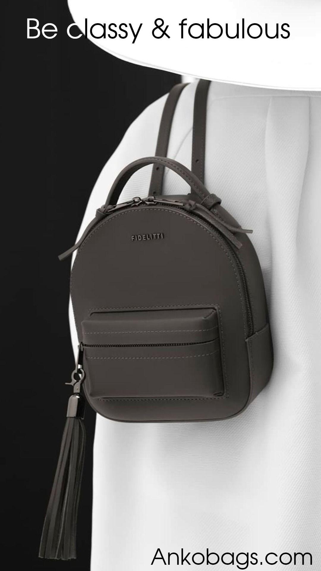 33cabe4da5c3 Best Affordable Leather Backpacks- Fenix Toulouse Handball