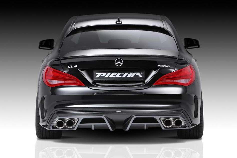 Piecha Design Mercedes Cla Mercedes Concept Mercedes Mercedes