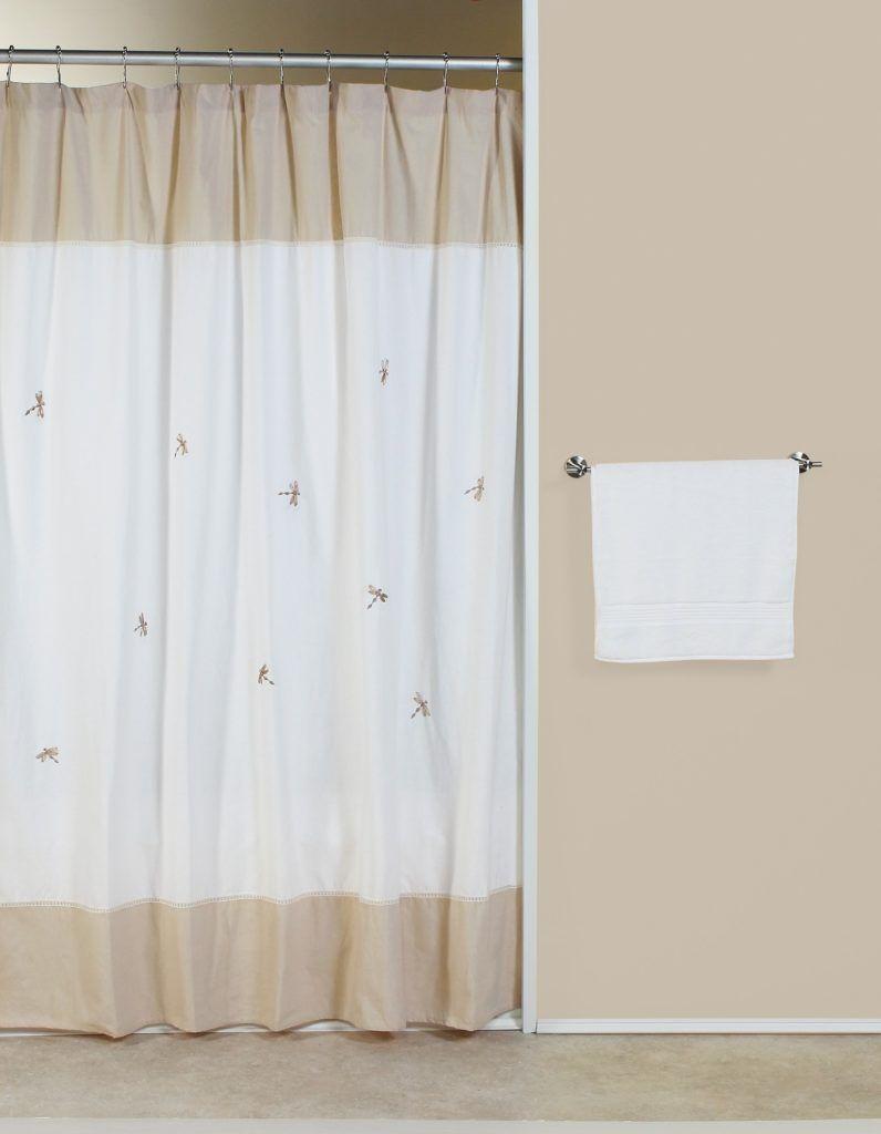 Dragonfly shower curtain shower curtain pinterest dragonflies