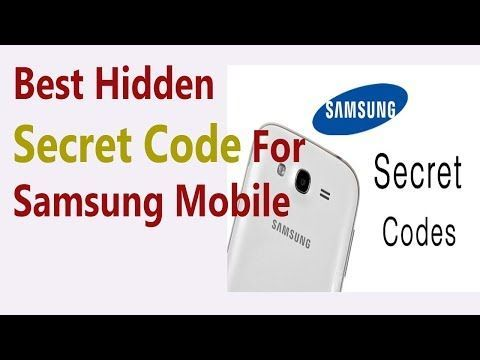 Android Best Hidden Secret Code For Samsung Mobile in Bangla