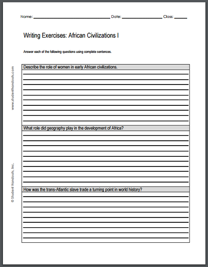 essay writing exercises We make writing academic papers easier for students we meet the deadlines and offer to write a reserved professional essay on time just place an order, fill out basic information, and relax enjoying the easy process and choose your best writer from our team.