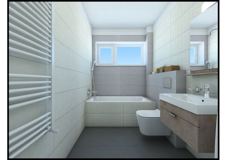 Mircea Eliade 3 Alcove Bathtub Design Bathroom