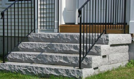 Captivating Precast Concrete Steps   Learn All About Precast Concrete Stairs .