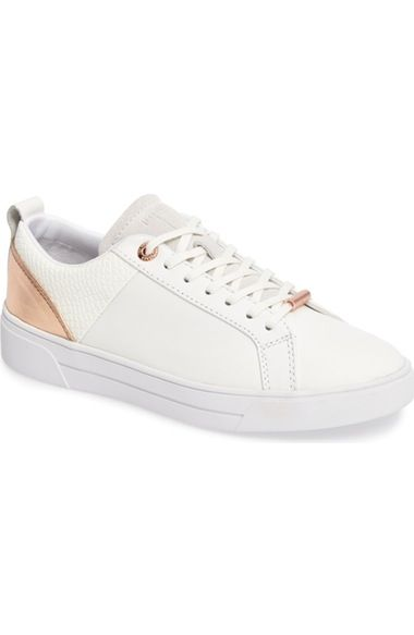 f2bbc9894 TED BAKER Kulei Lace-Up Sneaker (Women).  tedbaker  shoes  flats ...
