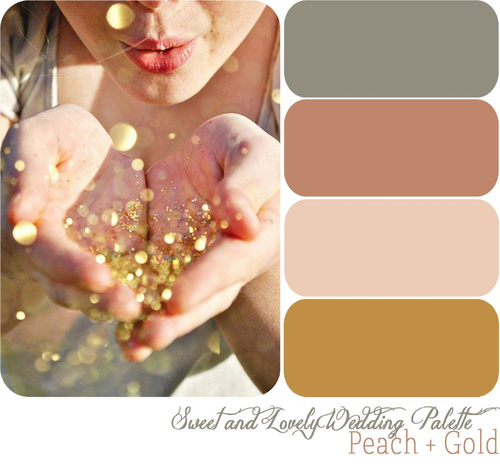 Absorbing Paint Everything Pinterest Peach G Color Palette Wedding G Color Palette Code Palette Rose G Color Palette Color inspiration Gold Color Palette