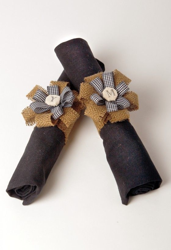 Toilet paper roll napkin holders diy pinterest for Diy fall napkin rings