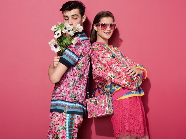 150th PRINTEMPS Anniversary. Paris. 03.2015. Exclusive collection by Dolce & Gabbana.  1000 exclusive products.  150.printemps.com