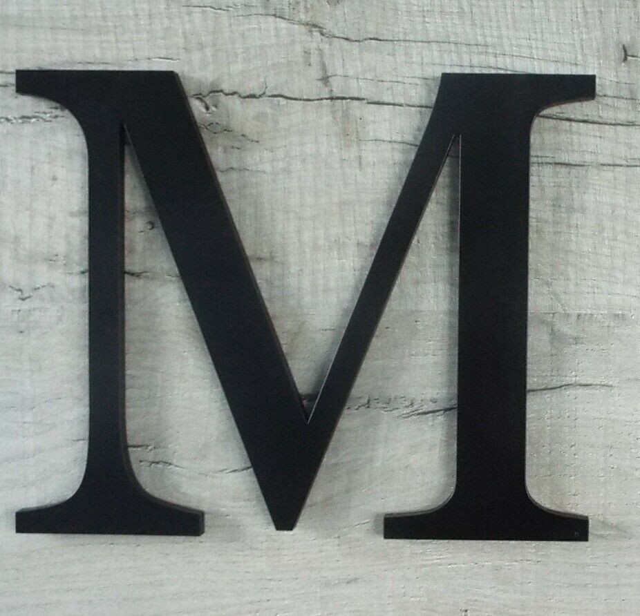 Large Wooden Letters Wall mountable 3 sizes different