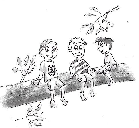 illustrator's portfolio
