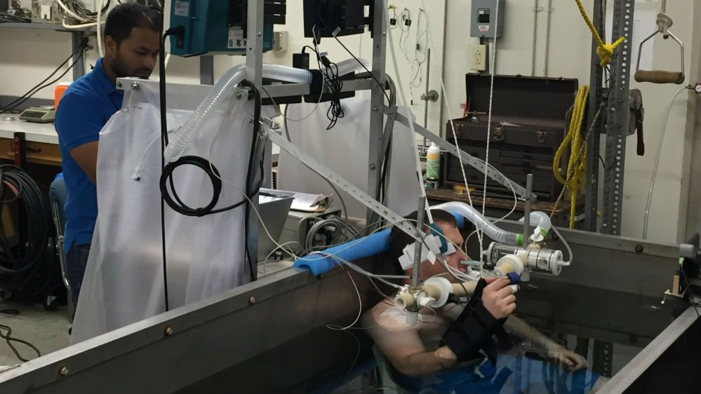 New Research Looks at Oxygen Toxicity in Divers Oxygen