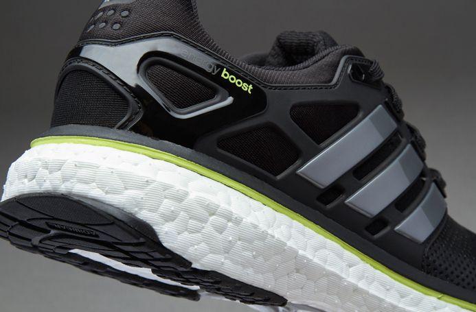 adidas energy boost black yellow