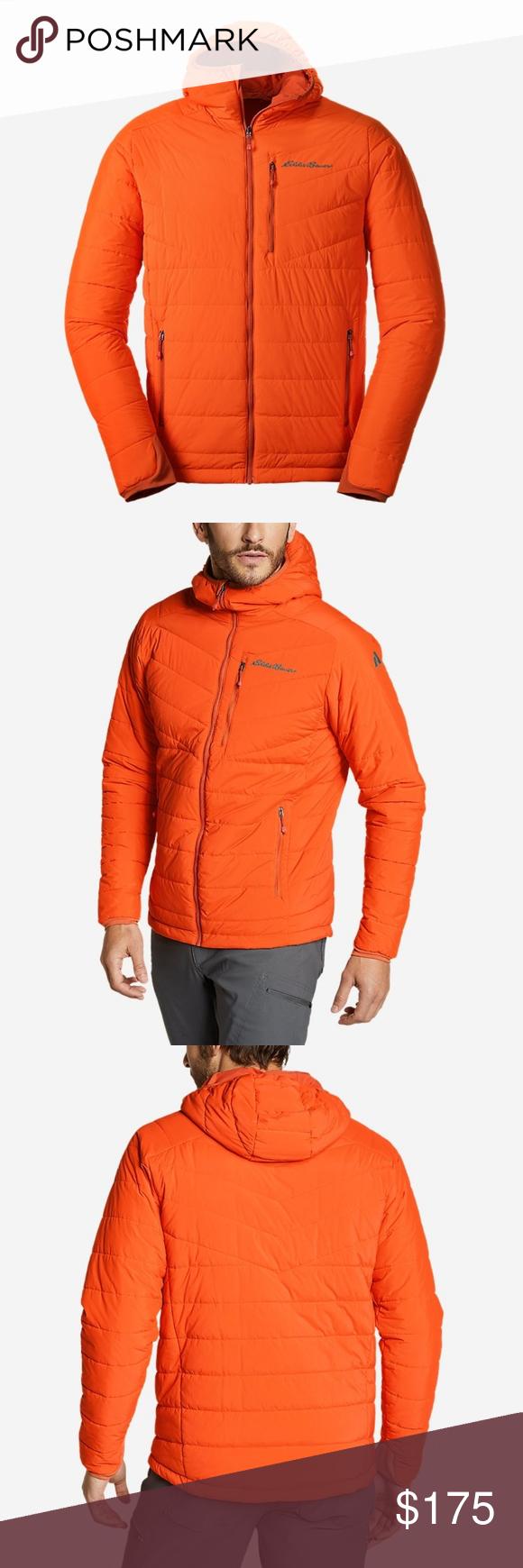 Eddie Bauer Ignitelite Puffer Jacket Orange Medium Eddie Bauer Eddie Bauer Jacket Jackets [ 1740 x 580 Pixel ]