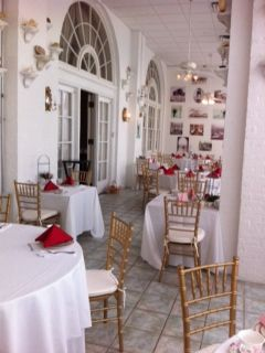 our beautiful terrace room
