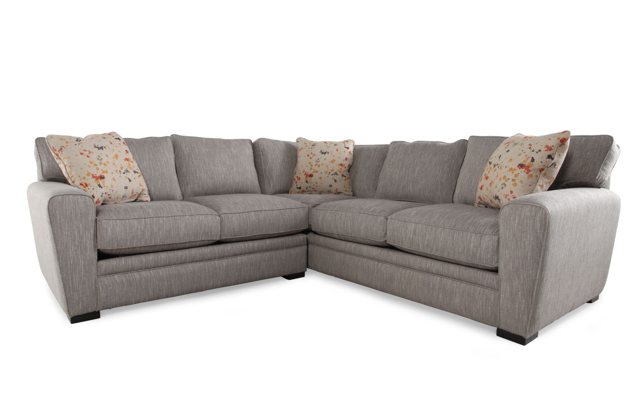 Jonathan Louis Artemis Two Piece Sectional Sectional Sectional